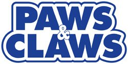 Paws & Claws Pet Supplies Logo