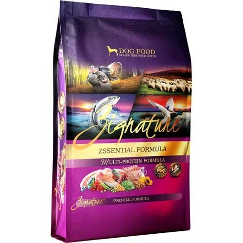 Zignature Limited Ingredient Grain Free Zssentials Dog Food 4 lb