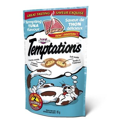 Temptations Cat Treats Tempting Tuna Flavor 85g