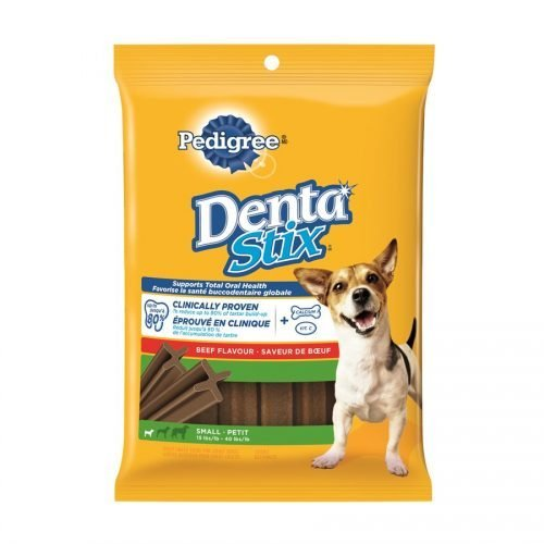 Pedigree DentaStix Beef Flavor Small 15 Count 237g