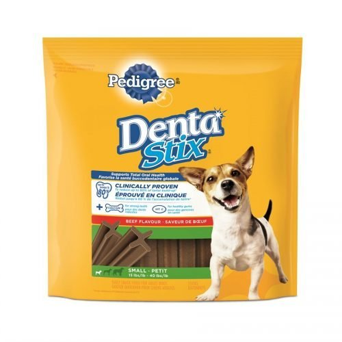 Pedigree DentaStix Beef Flavor Small 35 Count 553g
