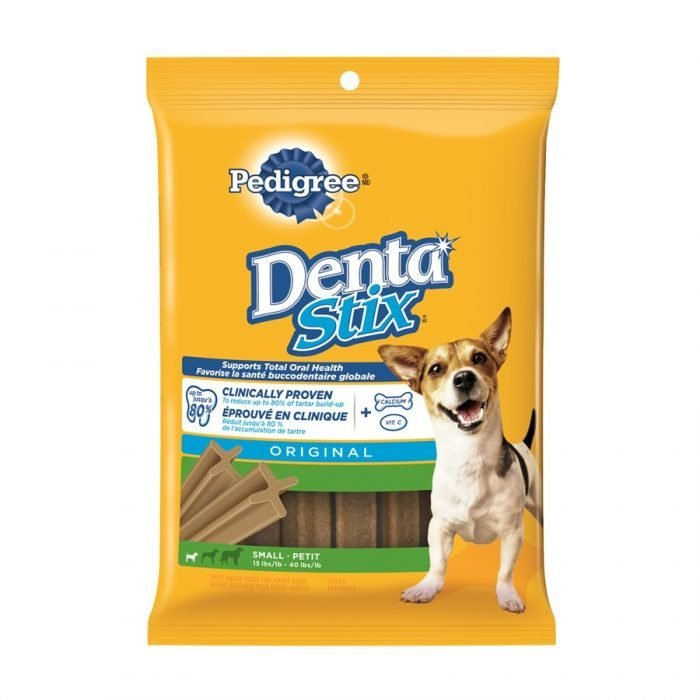 Pedigree DentaStix Original Flavor Small 15 Count 237g
