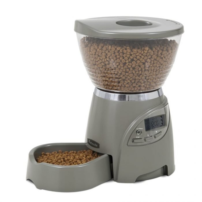 Petmate Portion Right Programmable Feeder 5 LB