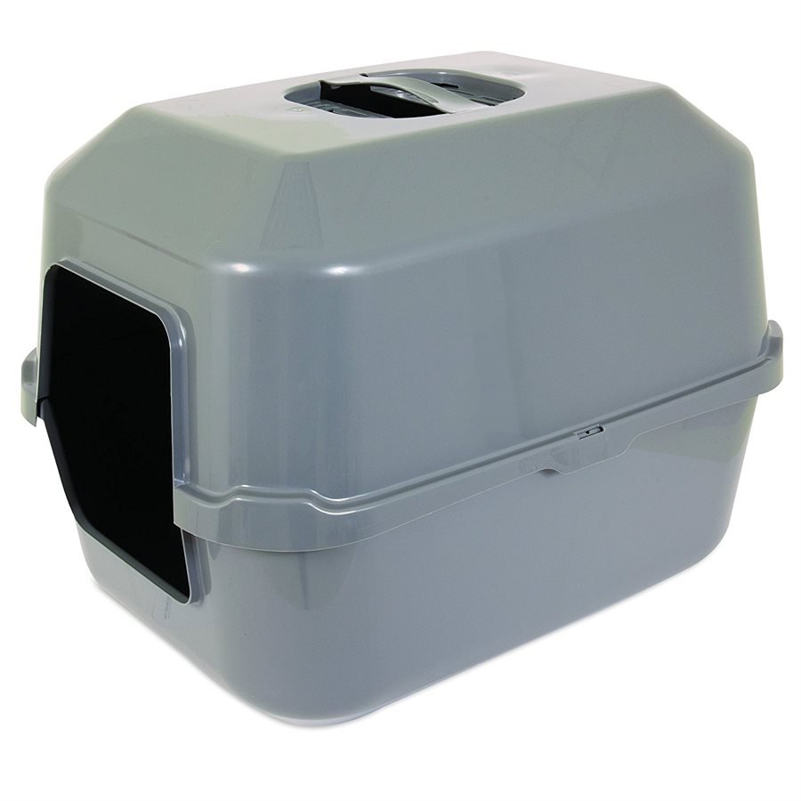 Petmate OPP Hooded Litter Pan Set