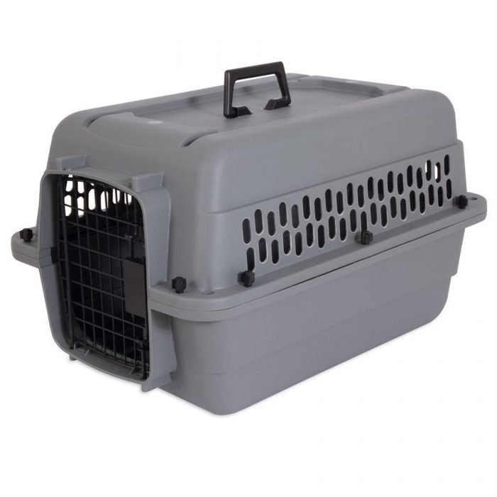 """Petmate Traditional Kennel 24"""" Light Grey"""