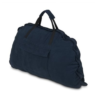 Petmate Zip n Go Bed Small-Navy Blue