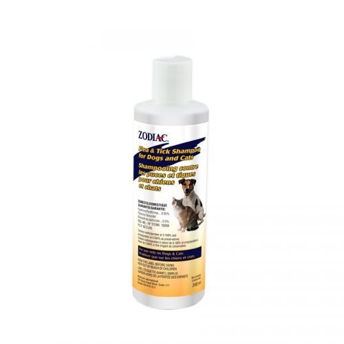 Zodiac Flea Shampoo 240ml