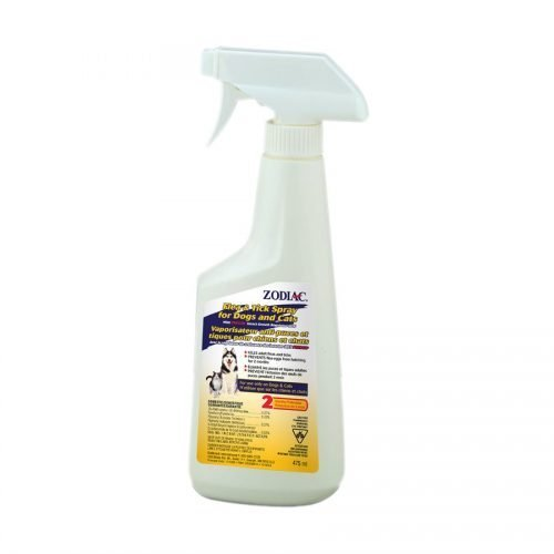 Zodiac Pet Spray 475ml