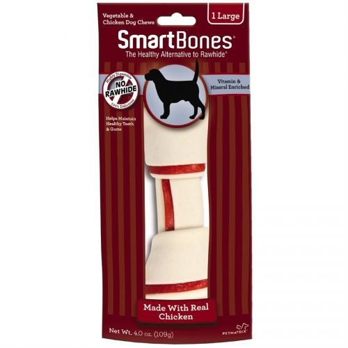 Spectrum Smart Bones Chicken Large 1 Pack