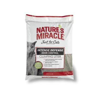 NM JFC Intense Defense Odor Ctrl Litter 40lb