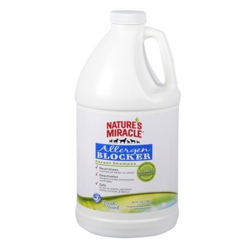 NM Allergen Neutralizing Carpet Shampoo 64oz