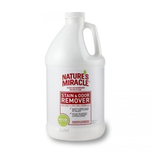 Spectrum Nature's Miracle Stain & Odor Remover 1/2 Gallon Bottle 64oz