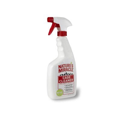 NM Sml Animal Cage Cleaner - 24oz