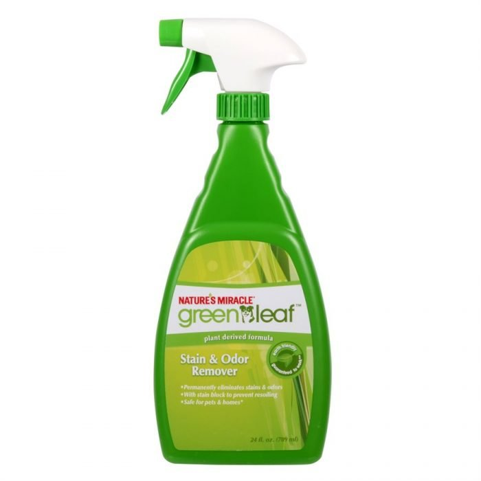 NM Green Leaf Stain & Odor Remover 24oz