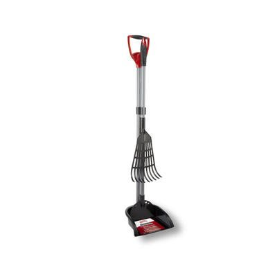 NM 2in1 Rake 'n Spade with Pan 1.53lbs