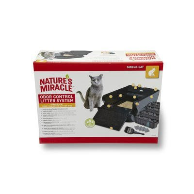 NM Single-Cat Self-Cleaning Litter Box