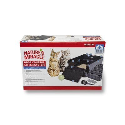 NM Multi-Cat Self-Cleaning Litter Box