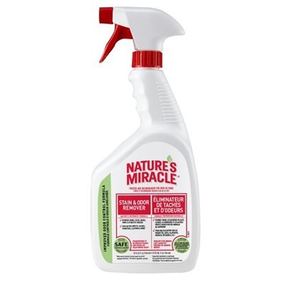 Spectrum Nature's Miracle Stain & Odor Remover Spray Bilingual 32oz