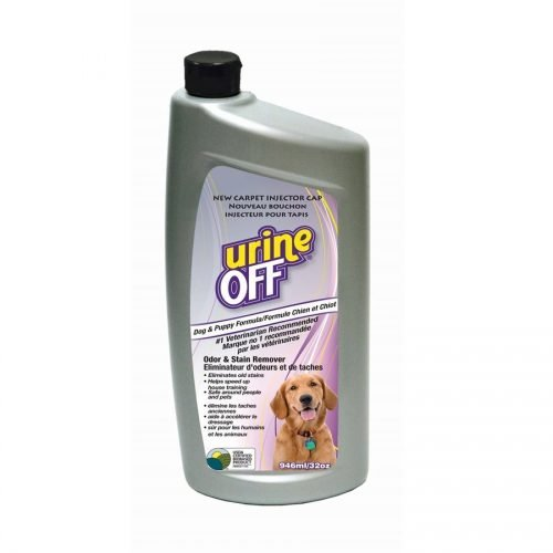 Urine Off Dog & Puppy Formula Bottle with Carpet Cap 32oz