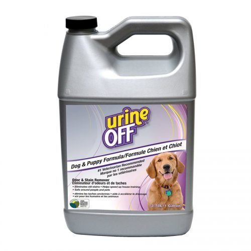 Urine Off Dog & Puppy Formula Bottle 1 Gallon