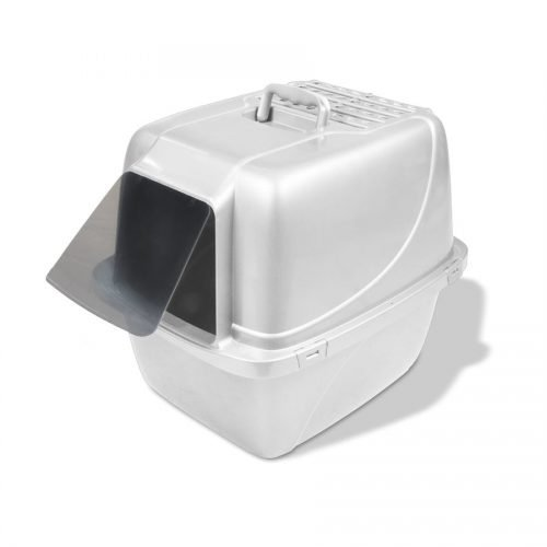 Vanness Extra Giant Enclosed Cat Pan with Filter