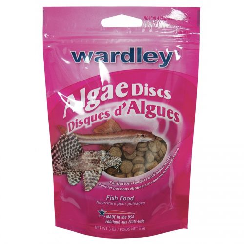 WARD Algae Discs 3 oz/BAG