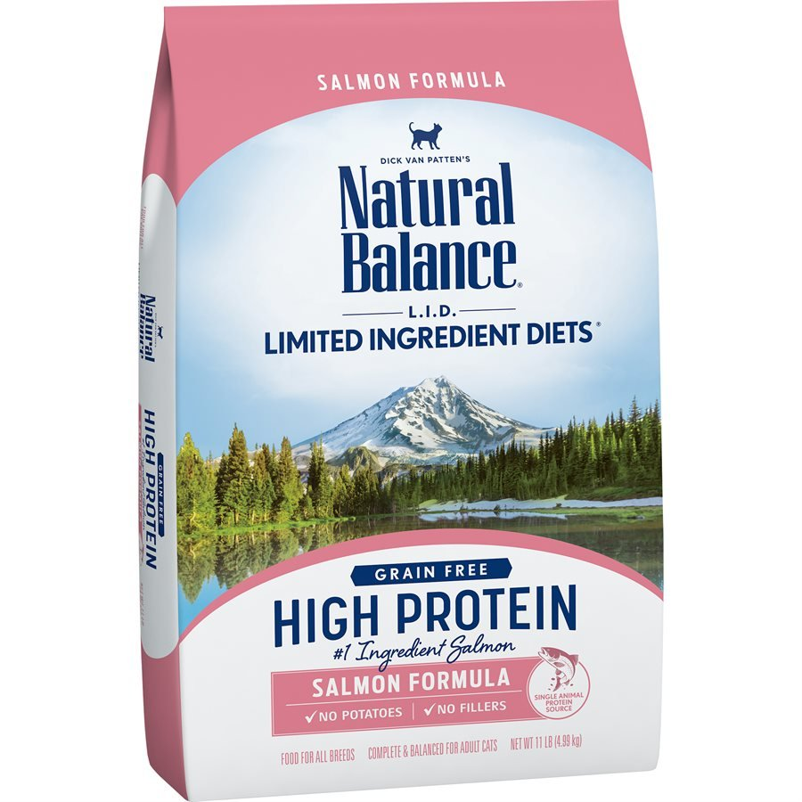 Natural Balance Cat LID High Protein Salmon Formula