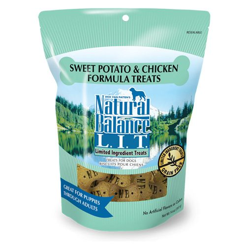 Sweet Potato & Chicken Formula