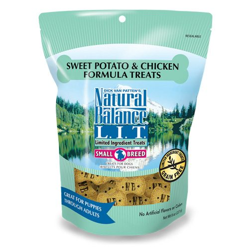 weet Potato & Chicken Small Breed Formula