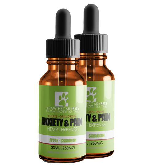APAWTHECARY Horse Oral Drops Apple Cinnamon 250ml