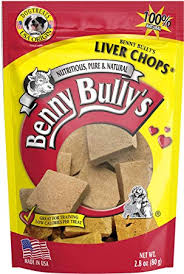 Benny Bully's LIVER CHOPS