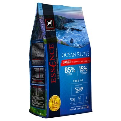 Essence Limited Ingredient Recipe Ocean Recipe Dog Food